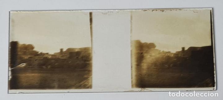 Antigüedades: CONJUNTO DE VISOR ESTEREOSCÓPICO PLANOX Y 126 PLACAS DE CRISTAL. SIGLO XX. - Foto 13 - 239383130