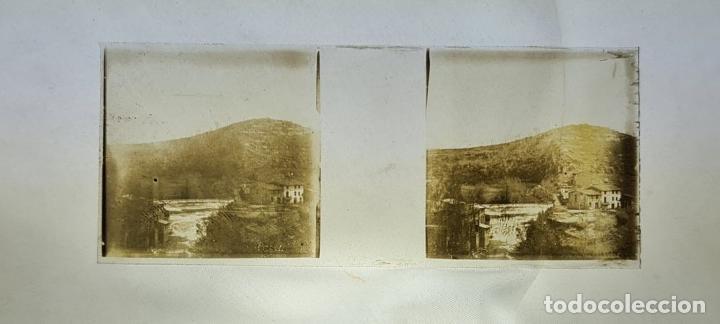 Antigüedades: CONJUNTO DE VISOR ESTEREOSCÓPICO PLANOX Y 126 PLACAS DE CRISTAL. SIGLO XX. - Foto 20 - 239383130