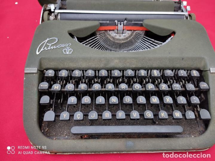 Antigüedades: maquina de escribir - Foto 2 - 239385620