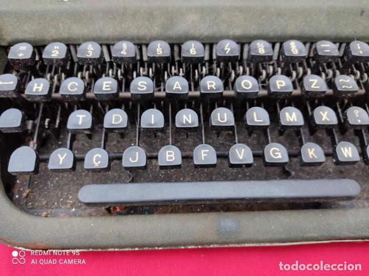 Antigüedades: maquina de escribir - Foto 4 - 239385620