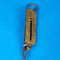 Antiquités: PEQUEÑA BÁSCULA PORTÁTIL POCKET BALANCE. Lote 239663830