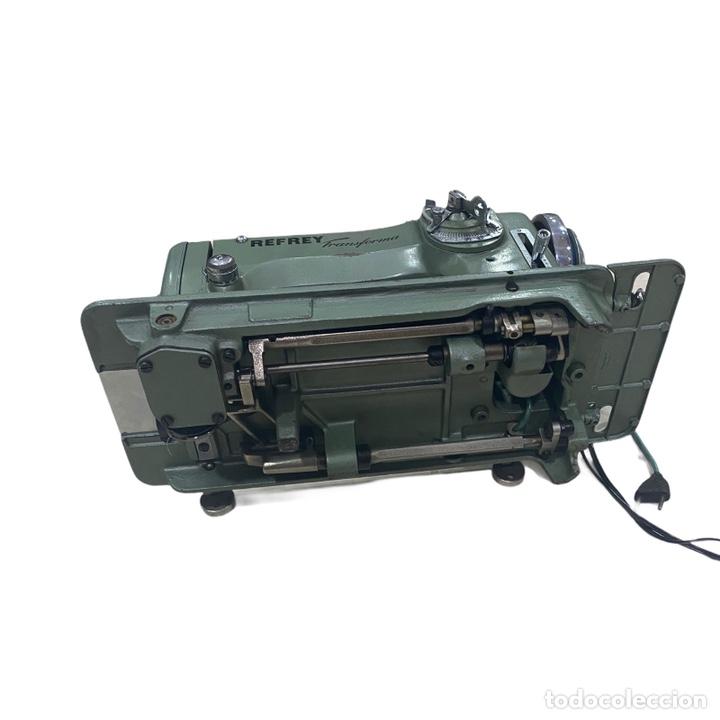 Antigüedades: Máquina Coser REFREY TRANSFORMA - Foto 6 - 239730675