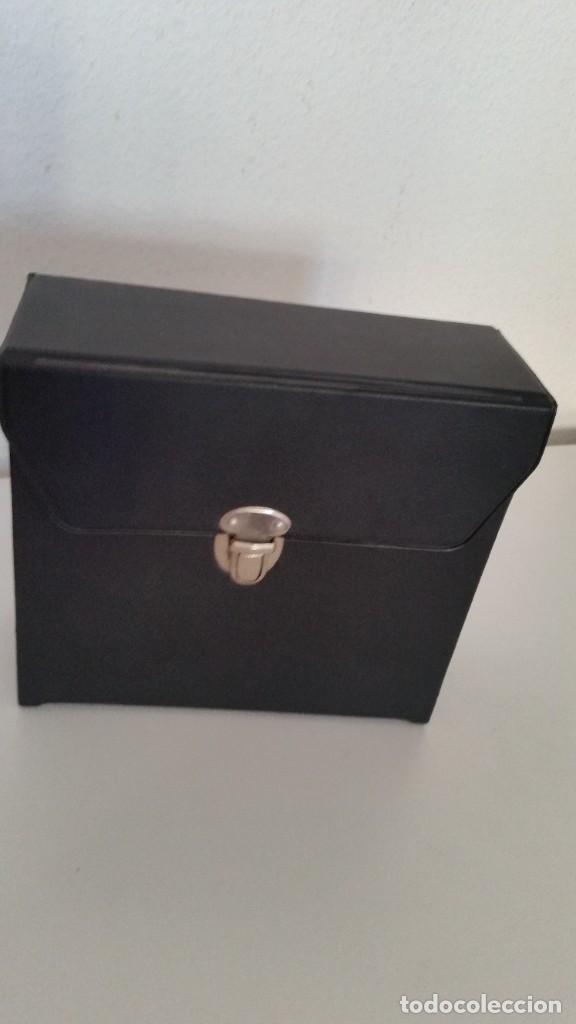 Antigüedades: BINOCULES MARINE VERGUTETE OPTIK 8X40,Blickwinkel 7°Poco Uso como Nuevos Caja Originale - Foto 10 - 240007345