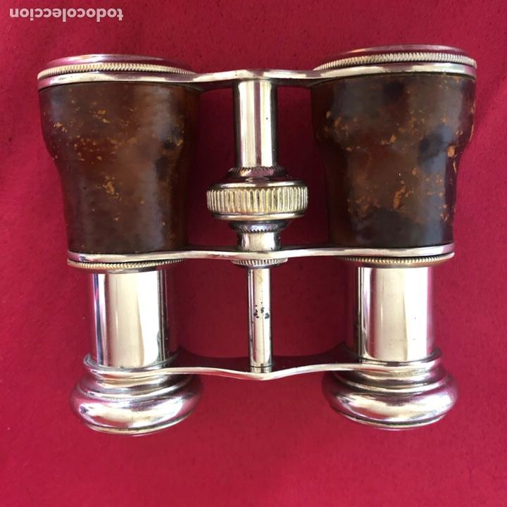 ANTIGUOS PRISMÁTICOS BIEN CONSERVADOS (Antigüedades - Técnicas - Instrumentos Ópticos - Prismáticos Antiguos)