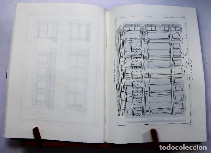 Antigüedades: Nuevo tratado de carpintería (1857) ilustrado con 40 láminas. 22 x 29 cm. Madera Ebanistería Muebles - Foto 3 - 240028980
