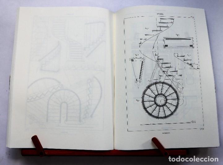 Antigüedades: Nuevo tratado de carpintería (1857) ilustrado con 40 láminas. 22 x 29 cm. Madera Ebanistería Muebles - Foto 4 - 240028980