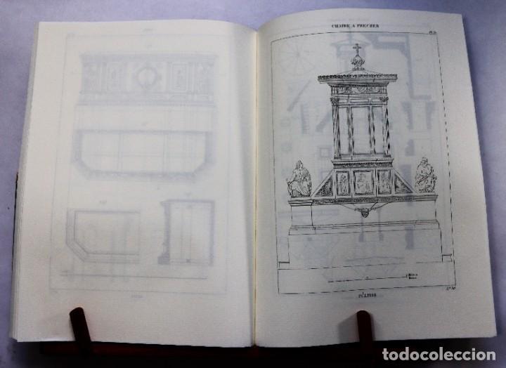 Antigüedades: Nuevo tratado de carpintería (1857) ilustrado con 40 láminas. 22 x 29 cm. Madera Ebanistería Muebles - Foto 5 - 240028980
