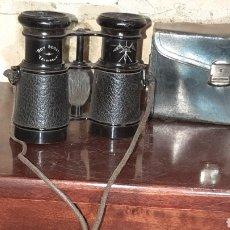 Antigüedades: ANTIGUOS PRISMATICOS BINICULARES CARPENTIER F 1 PARIS BOY SCOUT ECLAIREUR. Lote 240141575