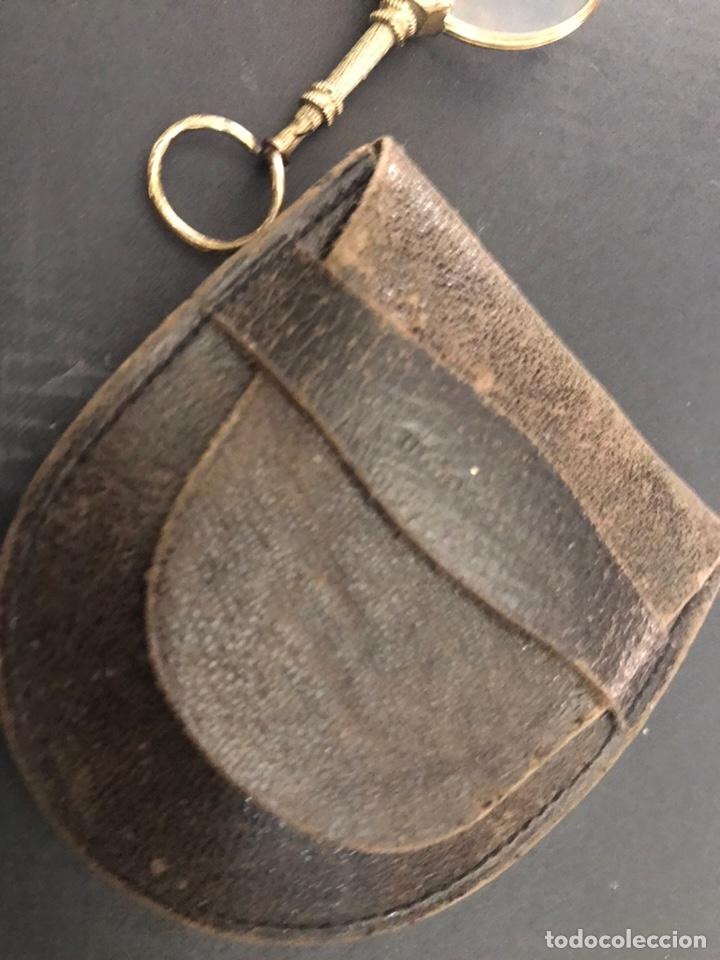 Antigüedades: Antiguos impertinentes chapando en oro - Foto 5 - 240224865