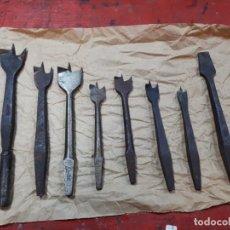 Antigüedades: JUEGO BROCAS.. Lote 240254640