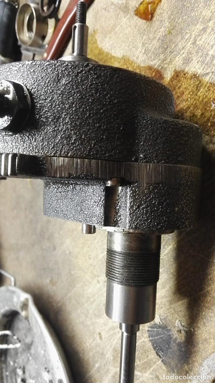 Antigüedades: Bloque de cruz de malta para proyector de película de cine de 35mm Cinemeccanica Victoria 5 - Foto 4 - 240427405