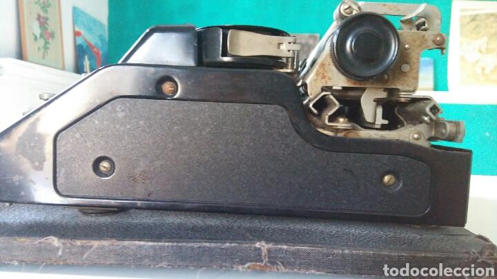 Antigüedades: Maquina de escribir Continental - Foto 2 - 240464380