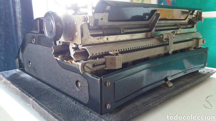 Antigüedades: Maquina de escribir Continental - Foto 3 - 240464380