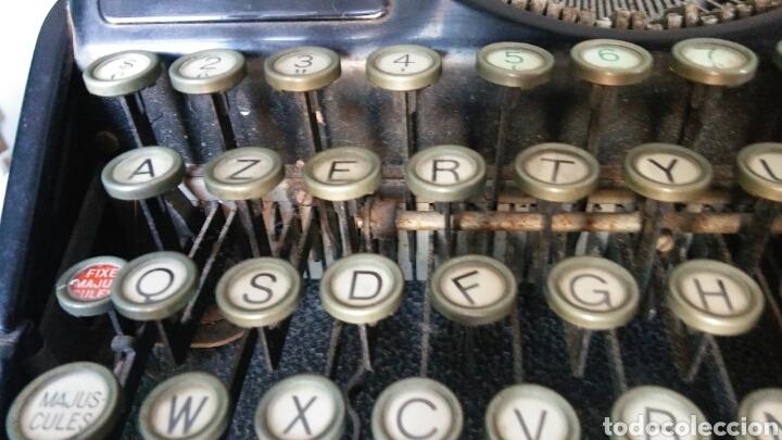 Antigüedades: Maquina de escribir Continental - Foto 4 - 240464380