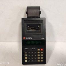 Oggetti Antichi: CALCULADORA OLYMPIA PD610.AÑO 1980.VINTAGE PARA COLECCIONISTAS.JAPON. Lote 240709670