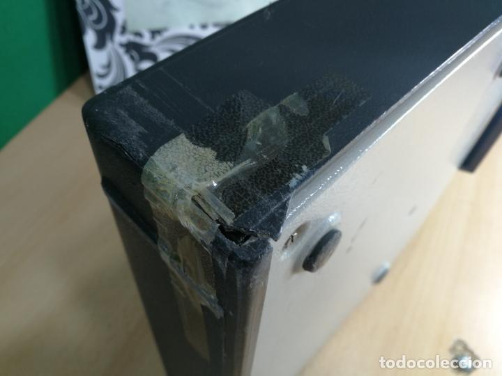 Antigüedades: Máquina de escribir portatil TRIUMF model Tippa, MUY BOTITA, FUNCIONANDO - Foto 35 - 240955430