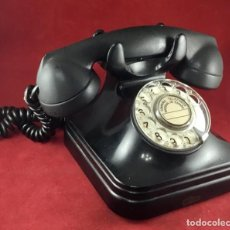 Teléfonos: ANTIGUO TELÉFONO ESPAÑOL 5523A, DE STANDARD ELÉCTRICA, PARA ABONADOS DE LA CTNE. Lote 240971130