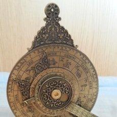 Antigüedades: NOCTURLABIO. INSTRUMENTO NAVAL. RÉPLICA.. Lote 278804378