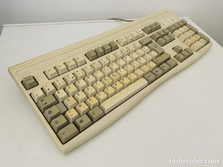 Antigüedades: Mitsumi Keyboard 5201 - Foto 10 - 241910070