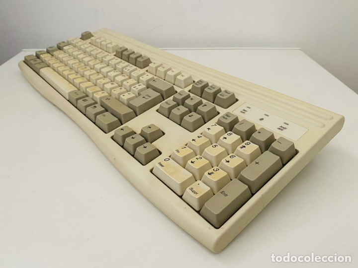 Antigüedades: Mitsumi Keyboard 5201 - Foto 12 - 241910070