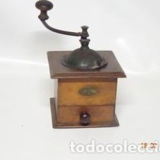 Antigüedades: ANTIGUO MOLINILLO DE CAFE PEUGEOT CON MANIVELA (MANUAL). Lote 242108190