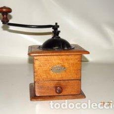 Antigüedades: ANTIGUO MOLINILLO DE CAFE PEUGEOT CON MANIVELA (MANUAL). Lote 242108350