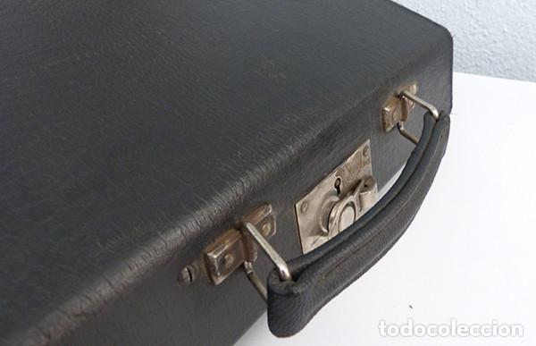 Antigüedades: Máquina de escribir portátil Continental (1937) - Foto 9 - 242112300