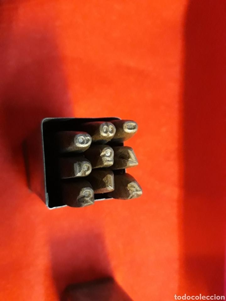 Antigüedades: Marcadores de hierro - Foto 2 - 242145355