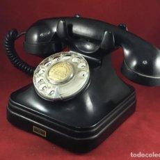 Teléfonos: ANTIGUO TELÉFONO BAQUELITA 5523E, DE STANDARD ELÉCTRICA, PARA ABONADOS DE LA CTNE. Lote 242263135