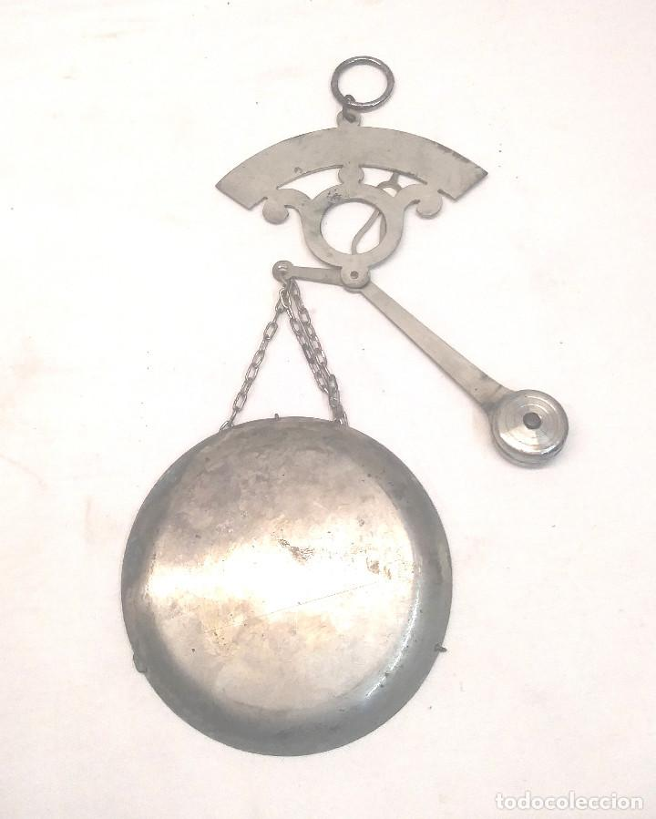 Antigüedades: Balanza 100 gramos pesar Especias - Foto 3 - 242371585