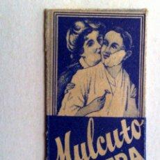 Antigüedades: HOJA DE AFEITAR ANTIGUA,MULCUTO EXTRA.. Lote 242437890