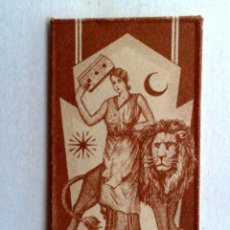 Antigüedades: FUNDA HOJA DE AFEITAR ANTIGUA,KYBELE.. Lote 242438015