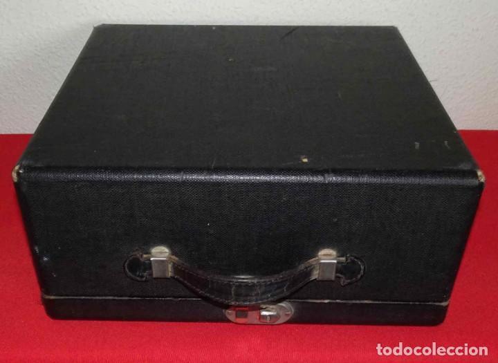 Antigüedades: Máquina de escribir UNDERWOOD, c1925 - Foto 8 - 242456290