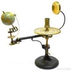 Antigüedades: 1900CA - ¡ DE MUSEO ! - PLANETARIO TELURIO LUNARIUM TELLURION ORRERY FOREST. Lote 242484085