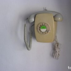 Teléfonos: ANTIGUO TELEFONO MURAL HERALDO,ESPAÑOL,FUNCIONANDO,LEER DETALLES. Lote 242490200