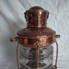 Antiquités: FAROL BARCO ANTIGUO. Lote 242842295
