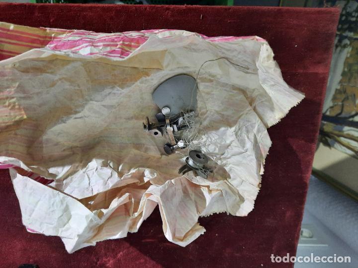 Antigüedades: mauser spezial magnum malin,maquina de coser industrial de siglo xix - Foto 7 - 242873445