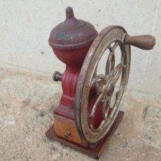 Antigüedades: MOLINILLO ANTIGUO JMF ESPAÑOL.. Lote 243001990