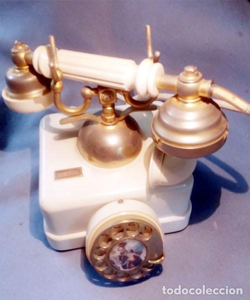 Teléfonos: Telefono Elasa Estilo - CTNE - Años 60 -70 - Funciona - Nº 054531- Ecualizado - Foto 3 - 243237690
