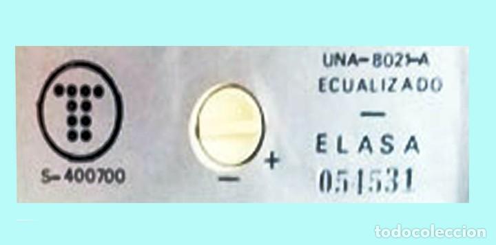 Teléfonos: Telefono Elasa Estilo - CTNE - Años 60 -70 - Funciona - Nº 054531- Ecualizado - Foto 7 - 243237690