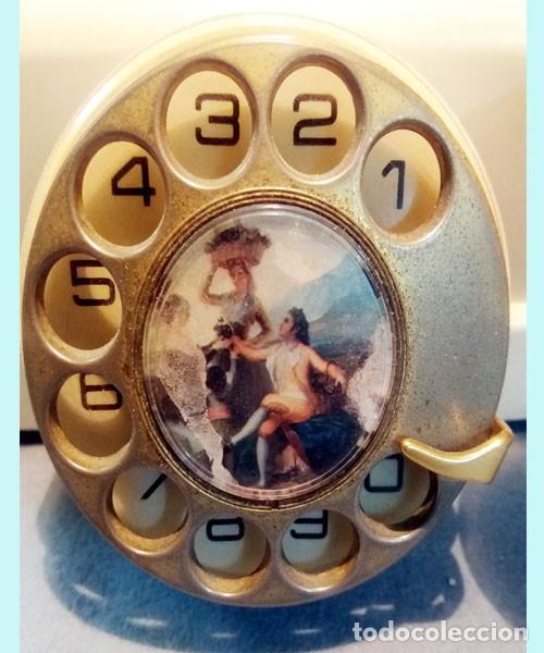 Teléfonos: Telefono Elasa Estilo - CTNE - Años 60 -70 - Funciona - Nº 054531- Ecualizado - Foto 9 - 243237690