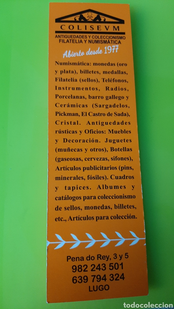 Antigüedades: Pesa 10 kg antigua ANTIGÜEDADES ENOGRAFIA O ALMACÉN DO COLISEVM - Foto 3 - 132546906