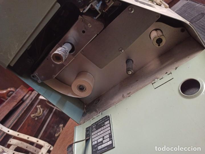 Antigüedades: Antigua caja registradora Hugin. - Foto 4 - 243561135