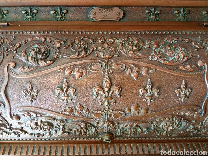 Antigüedades: Antigua Caja Registradora - Foto 3 - 243577845