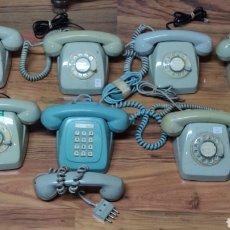 """Téléphones: LOTE 7 TELEFONOS """"HERALDO"""". NO DESHACEMOS EL LOTE!!!. Lote 243590175"""