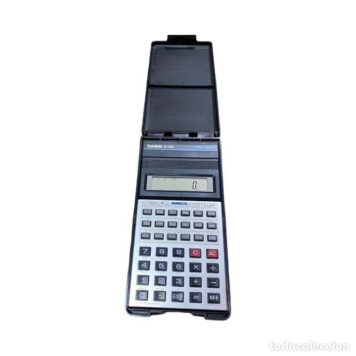 Antigüedades: Calculadora Antigua CASIO FX-82L Nueva - Foto 5 - 243690385