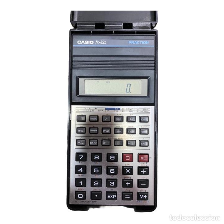 Antigüedades: Calculadora Antigua CASIO FX-82L Nueva - Foto 6 - 243690385