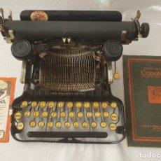 Antigüedades: ANTIGUA MAQUINA DE ESCRIBIR CORONA TYPEWRITER 3 XC. Lote 243774940