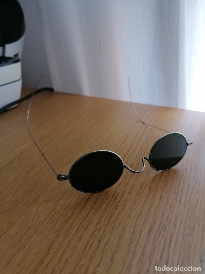 Antigüedades: Gafas principios siglo XX - Foto 3 - 243828775