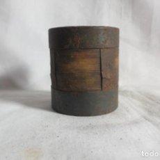 Antigüedades: MEDIDA DE CAPACIDAD PARA ARIDOS DECILITRO. Lote 243859210